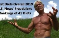 Best Diets Overall for 2019 | U.S. News' Fraudulent Rankings of 41 Diets