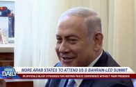 More-Arab-States-To-Attend-US-Bahrain-Led-Summit-Your-News-From-Israel