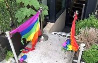 Rainbow-flags-set-on-fire-at-gay-bar-in-Harlem