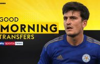Are-Man-United-going-to-pay-Leicesters-90m-Harry-Maguire-valuation-Good-Morning-Transfers