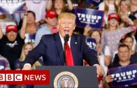 Donald-Trump-supporters-chant-send-her-back-at-rally-BBC-News