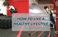 LIVING A HEALTHY LIFESTYLE// HOW I GOT FIT