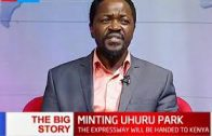 ALFRED OMENYA- Government should tell us what expressway is actually | The Big Story