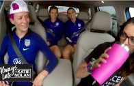 Alex-Morgan-Megan-Rapinoe-and-Kelley-OHara-have-a-new-soccer-mom-Always-Late-with-Katie-Nolan