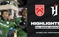 HIGHLIGHTS-Cavalry-FC-vs-Forge-FC-Match-55-October-9