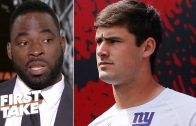 Justin-Tuck-on-the-Giants-Daniel-Jones-is-perfect-for-us-First-Take