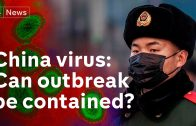 Can China contain outbreak?