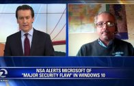 NSA discovers huge security flaw in Microsoft's Windows 10