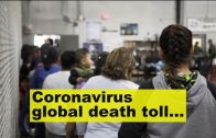 Coronavirus global death toll rises to more than 2,100