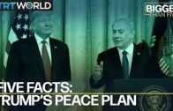 Five Facts: Trump's Peace Plan