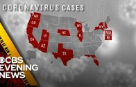 Coronavirus death toll rises in U.S.