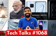 Tech Talks #1068 – Redmi Note 9 Pro 5G Phone, OnePlus SnowBot, Chandrayaan 3, PUBG Update, X2
