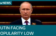 Vladimir Putin's popularity plummets due to ineffective coronavirus response in Russia | ITV News